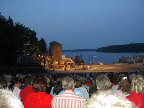 Stoertebecker Festspiele auf Ruegen
